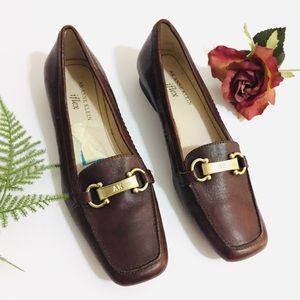 Anne Klein iFlex Genuine Leather Shoes